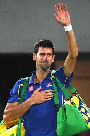 Djokovic, Tênis (Foto: Agência AFP)