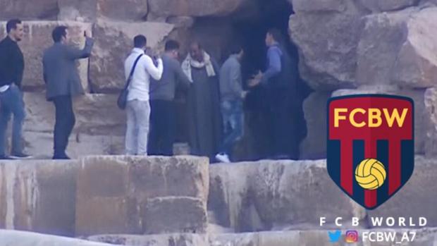 Messi Egito