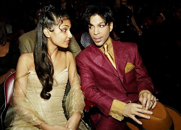 Prince e Manuela Testolini (Foto: Getty Images)