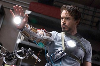 Robert Downey Jr. é o 'Homem de Ferro' (Foto: Divulgação / Reprodução)