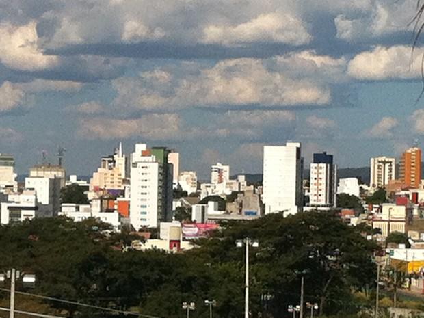 Montes Claros, cidade polo da possível região metropolitana  (Foto: Ana Carolina Caldeira/G1 )