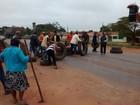 Trabalhadores liberam rodovias de MT após agendamento de reunião