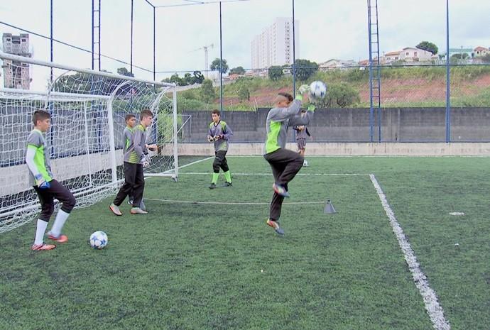 futebol (Foto: Reprodução / TV TEM)