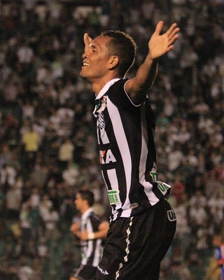 figueirense, guaratinguetá, série b, thiego (Foto: Luiz Henrique / Figueirense FC)