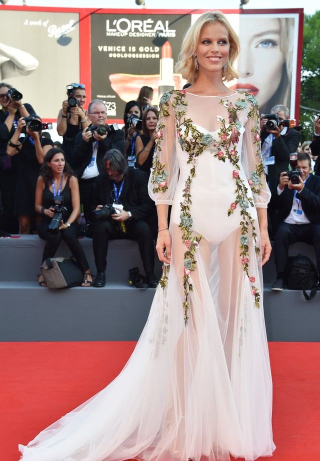 Eva Herzigova (Foto: Getty Images)