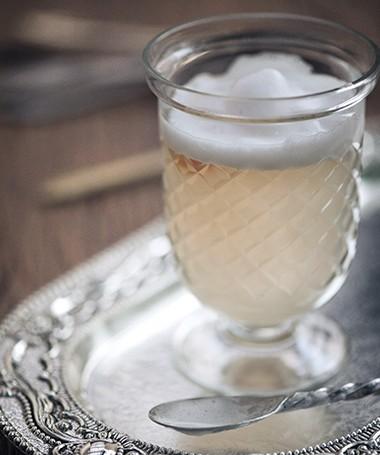 Chá verde com gengibre (Foto: Iara Venanzi/ Editora Globo)