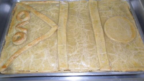 Torta de Palmito de Padaria