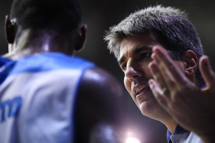 Dedé técnico Rio Claro basquete (Foto: Luiz Pires/LNB)