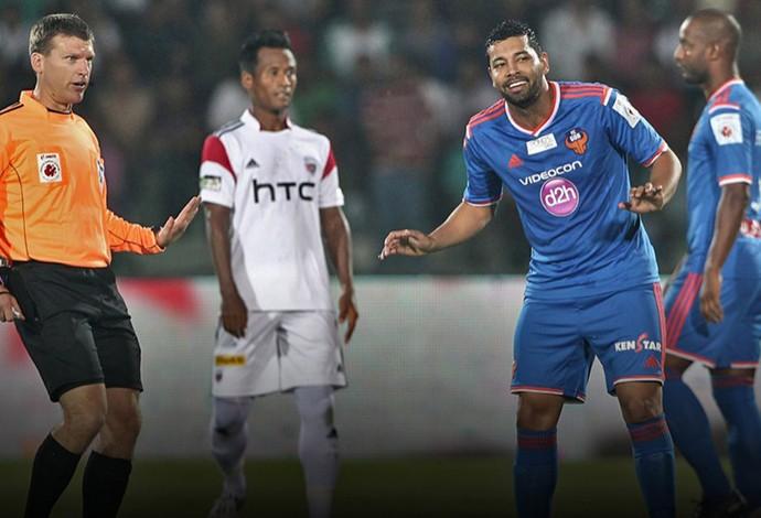 andre santos india indian Super League (Foto: Divulgação/Indian Super League)