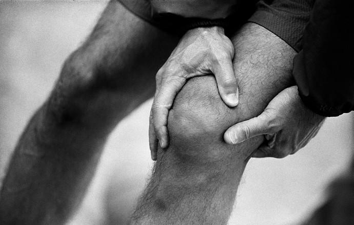 dor joelho eu atleta (Foto: Getty Images)