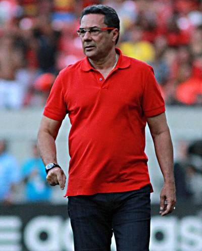 Luxemburgo Flamengo x Sport (Foto: Getty Images)