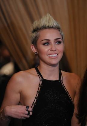 Miley Cyrus (Foto: ROBYN BECK / AFP)