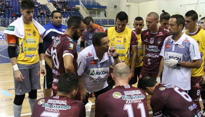 Paraíso Futsal (Foto: Luan Amaral / Divulgação Paraíso Intelli)