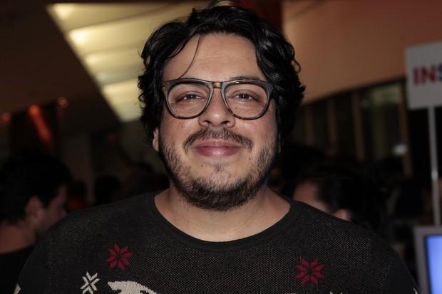Luis Lobianco (Foto: Isac Luz / EGO)
