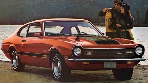 Propaganda do Ford Maverick 1969 (Foto: Divulgação)