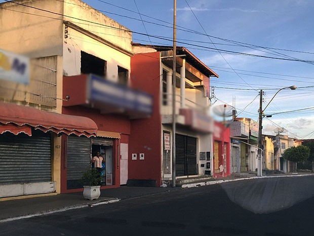 Cidade ficou isolada e comércio fechou após homicídios nesta quinta-feira (15). (Foto: Arquivo Pessoal)
