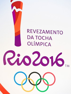 Evento tocha Olímpica Rio 2016 (Foto: Getty)
