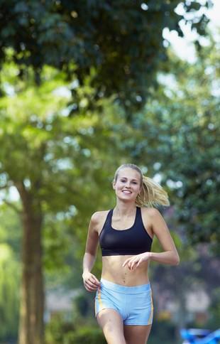 euatleta correndo (Foto: Renata Heilborn)