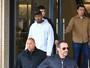 Kanye West faz compras de Natal após cancelar turnê na Europa