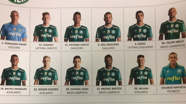 Palmeiras x Mirassol - Campeonato Paulista 2017-2017 - globoesporte.com 76e102c028ad9