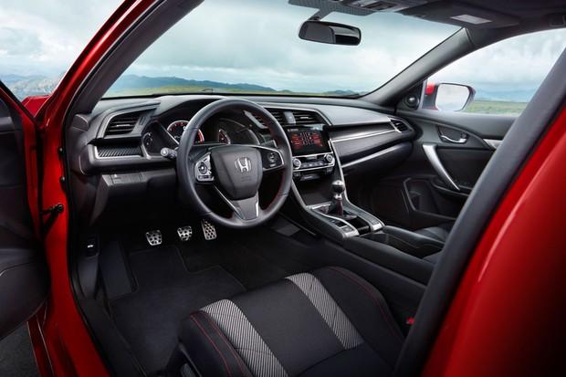 Novo Honda Civic Si (Foto: Divulgação)