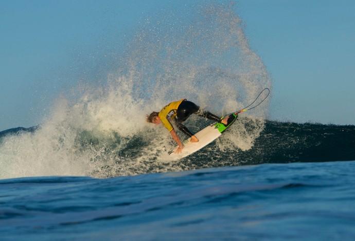John John Florence etapa frança mundial de surfe (Foto: Divulgação/WSL)