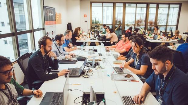 Google Campus São Paulo (Foto: Divulgação)