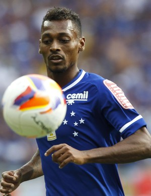 Marquinhos, atacante do Cruzeiro (Foto: Washington Alves/Light Press)