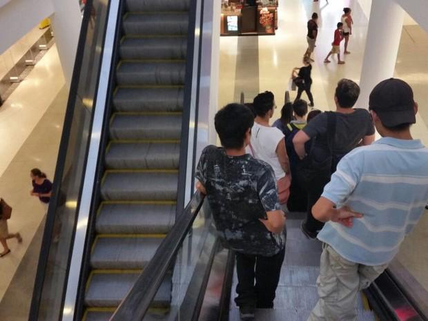 f6a7998fd G1 - Shoppings de Boa Vista funcionam em horário diferenciado para o ...