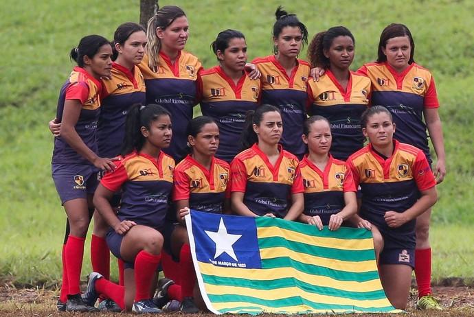 Delta Rugby no Brasileiro de Sevens  (Foto: João Neto/FOTOJUMP)