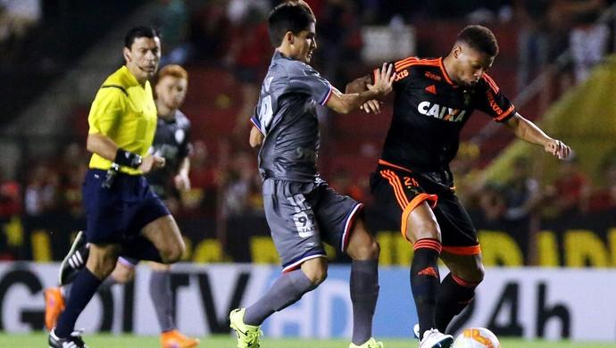 Bahia; Sport; Ilha do Retiro; Sul-Americana (Foto: Felipe Oliveira / Divulgação / EC Bahia)