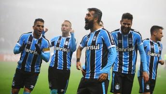 Confira os melhores momentos de  Grêmio 2x0 Cruzeiro na Arena (Lucas Uebel/Grêmio/Divulgação)