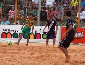 Sampaio x Vasco (Foto: Bruno Alves/Globoesporte.com)