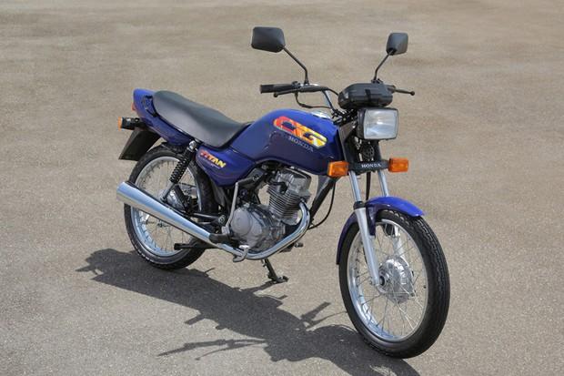 Honda CG 125 Titan 1994 (Foto: Divulgação)