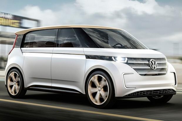 Volkswagen Budd-e Concept (Foto: Volkswagen)