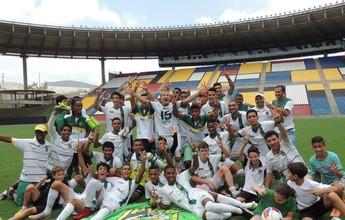 Porto Vitória atropela o Vitória-ES e garante o bi da Copa ES Sub-17