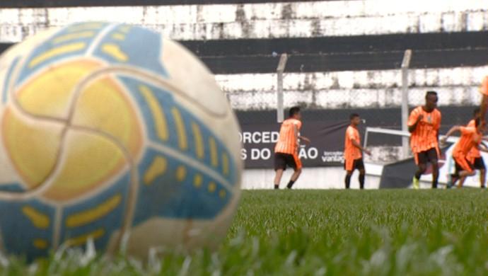 Joãozinho, União Barbarense (Foto: Vaner Santos/ EPTV)