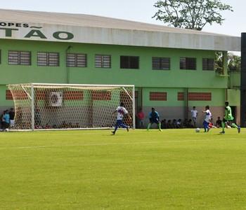 Torneio Mirim da FFAC, no Florestão (Foto: Duaine Rodrigues)
