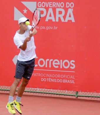 Gustavo Cruz tenista São José dos Campos (Foto: Renato Chalu / Divulgação)