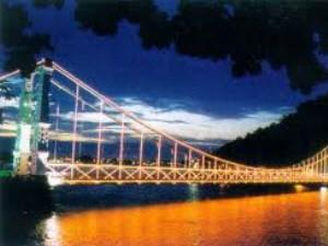 Centenário da Ponte Pênsil será tema de evento em São Vicente (Foto: Divulgaçaõ / Prefeitura de São Vicente)
