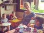 Sem o marido, Luana Piovani posta foto do Dia das Mães com os filhos