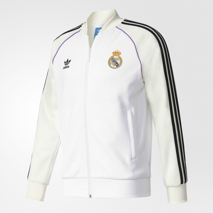 Casaco Real Madrid