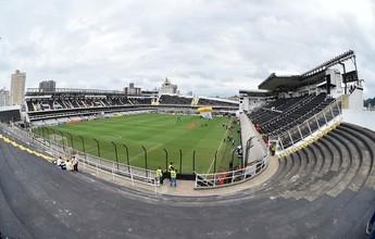Santos marca reunião para apresentar projeto de nova arena ao Conselho