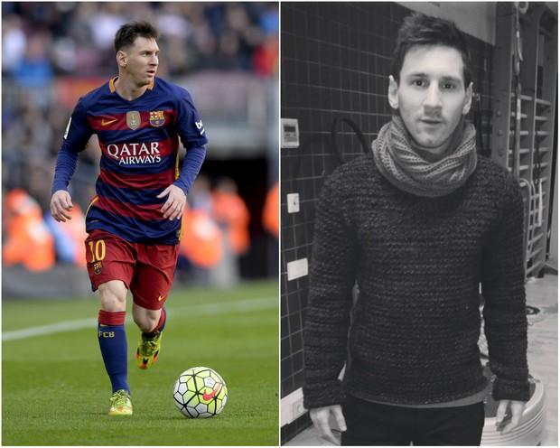 Lionel Messi (Foto: JOSEP LAGO / AFP / Reprodução)