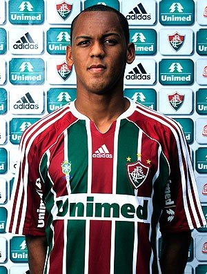 c92f01b5dc Fabinho jogador do Fluminense (Foto  Nelson Perez   Fluminense. F.C.)