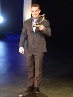 Prêmio Brasil olímpico - Arthur Zanetti (Foto: André Durão )