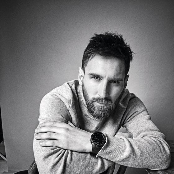 Lionel Messi,jogador (Foto:  Diego Merino)