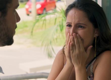 Nanda descobre que o coração de Renato era de Filipe