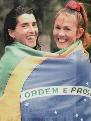 Basquete mundial 1994 (Foto: Divulgação / CBB)