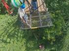 Vídeo: Queda livre de 60 m de altura é a nova atração radical de Brotas, SP